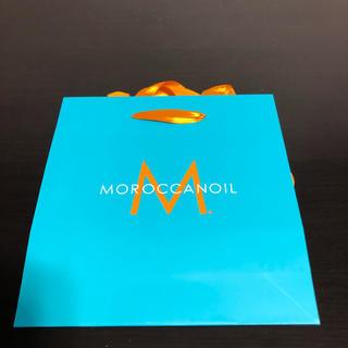 モロッカンオイル(Moroccan oil)のモロッカンオイル ショップ袋(ショップ袋)