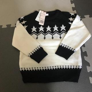 petit main - 新品 プティマイン    セーター