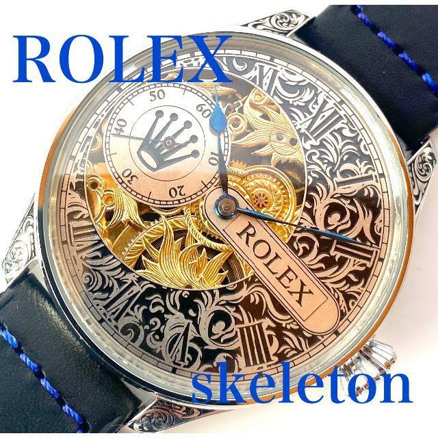 ROLEX - ★OH済 新品仕上げ★ ロレックス メンズ手巻き機械式腕計 アンティークの通販