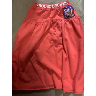 ロデオクラウンズ(RODEO CROWNS)のRODEO CROWNS キッズ スカート(スカート)
