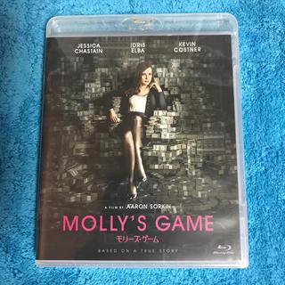 モリーズ・ゲーム  Blu-ray(外国映画)