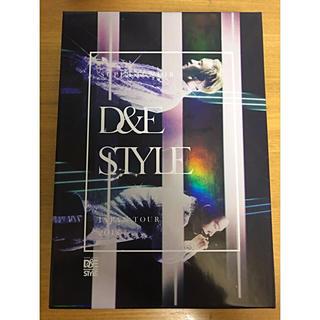 スーパージュニア(SUPER JUNIOR)のSUPERJUNIOR D&E STYLE DVD〈初回生産限定盤〉(ミュージック)