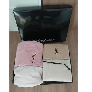 イヴサンローランボーテ(Yves Saint Laurent Beaute)のイヴ・サンローラン  毛布(毛布)