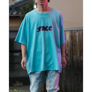 ファセッタズム(FACETASM)のFACETASM BIG BLUE Tee 半袖Tシャツ(Tシャツ/カットソー(半袖/袖なし))