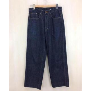 アンユーズド(UNUSED)のUNUSED 12oz denim baggy pants size 1(デニム/ジーンズ)