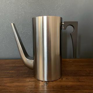 STELTON コーヒーポット アルネヤコブセンシリンダライン(調理道具/製菓道具)