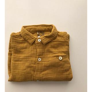 ボンポワン(Bonpoint)のBONTON シャツ 3ans(96cm)(Tシャツ/カットソー)
