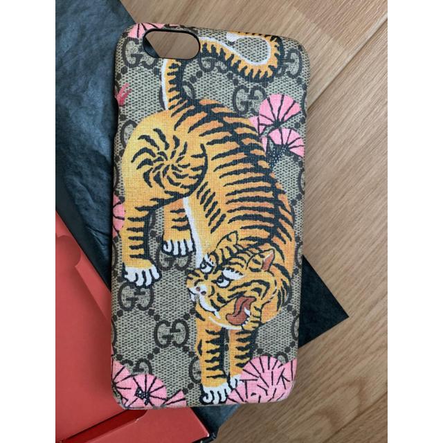 Supreme iphone8plus ケース バンパー / Gucci - GUCCI iPhone6s Plusの通販
