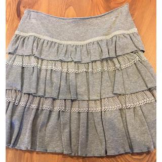 イプダ(epuda)のepuda スカート 美品(ミニスカート)