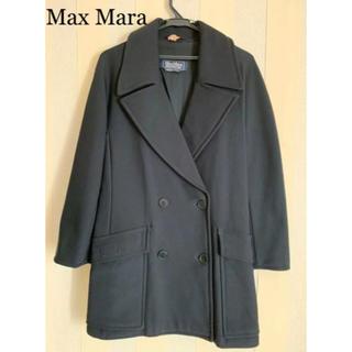 マックスマーラ(Max Mara)のMax Mara マックスマーラ ウィークエンド コート(ピーコート)