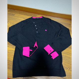 バーバリーブラックレーベル(BURBERRY BLACK LABEL)のバーバリー  ブラックレーベル ニット(ニット/セーター)