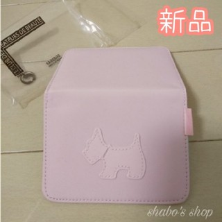 アガタ(AGATHA)の新品★ICカード入れ ピンク 定期入れ(名刺入れ/定期入れ)