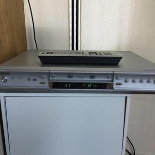 ミツビシ(三菱)の三菱 HDD&DVDレコーダー DVR-HE500(DVDレコーダー)