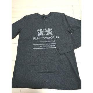 アールニューボールド(R.NEWBOLD)のR.ニューボールド ロングTシャツ(Tシャツ/カットソー(七分/長袖))