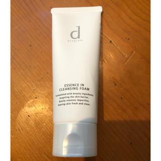 ディープログラム(d program)のdプログラム エッセンスイン クレンジングフォーム 洗顔料(洗顔料)