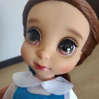ディズニー(Disney)のアニメータードール ベル リペイント カスタム(人形)