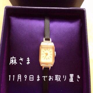 アガット(agete)のagete CLASSIC アガット時計(腕時計)