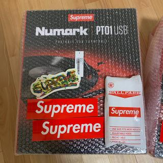 シュプリーム(Supreme)のsupreme Numark(ターンテーブル)