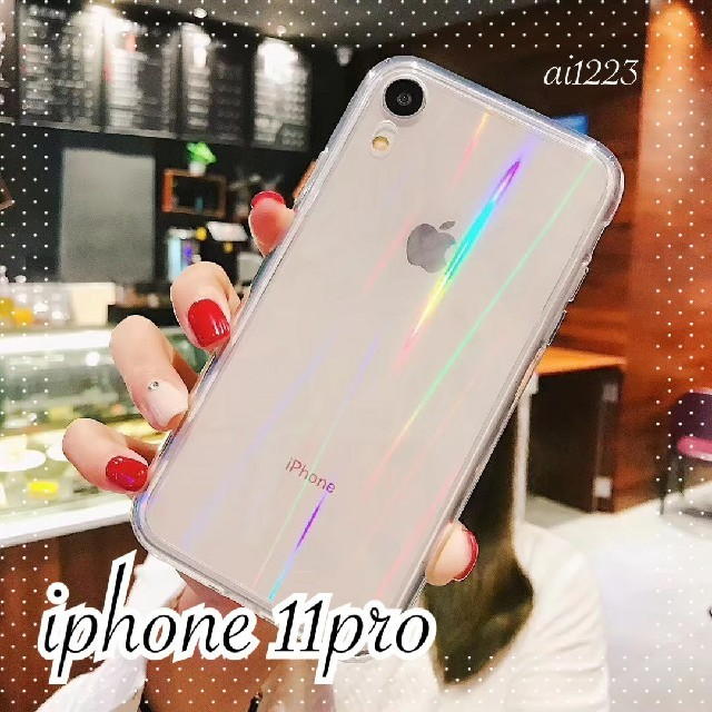 ケイトスペード iPhone 11 Pro ケース 人気 、 iPhoneケース iPhone11pro  オーロラ クリアケース クリアの通販 by おさる's shop|ラクマ