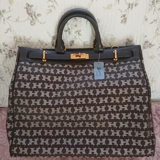 濱野皮革工藝/HAMANO - はまの モノグラムバッグ