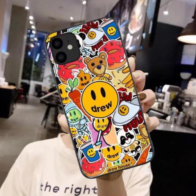 アイフォン 11 pro max ケース シャネル / drew house ドリューハウス iPhone11  11proスマホケースの通販 by m's shop|ラクマ