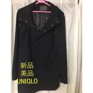 ユニクロ(UNIQLO)のコート ウール UNIQLO 新品(ダッフルコート)
