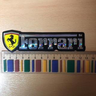 Ferrari - フェラーリ Ferrari ホログラム ステッカー サーキットの狼 モデナ