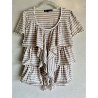 エーティー(A.T)のA.T Tシャツ サイズ38(Tシャツ(半袖/袖なし))