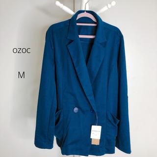 オゾック(OZOC)のフォロー割あり⭐︎テーラードジャケット⭐︎新品⭐︎(テーラードジャケット)