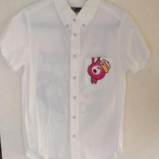 ジャム(JAM)のJAM 半袖ボタンダウンシャツ 140(ブラウス)