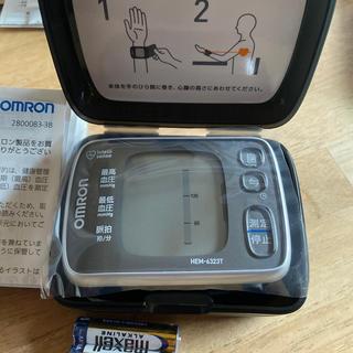 オムロン(OMRON)のOMROM血圧計(その他)