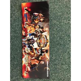 新日本プロレス チケット入れ  (格闘技/プロレス)