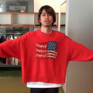 ジエダ(Jieda)のdairiku 19aw ニット(ニット/セーター)
