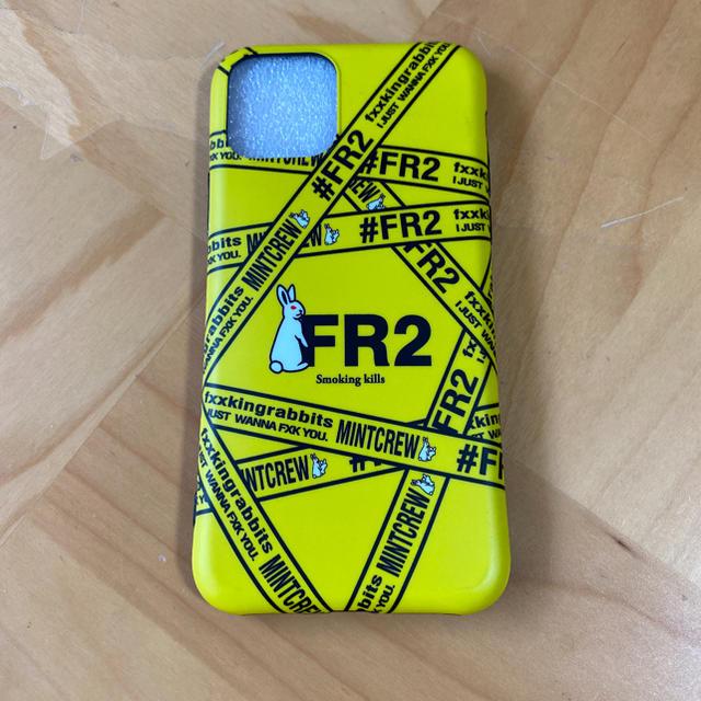 iphone ケース なし - VANQUISH - 即発送 #FR2 エフアールツー iPhone 11pro ケースの通販 by J's shop|ヴァンキッシュならラクマ