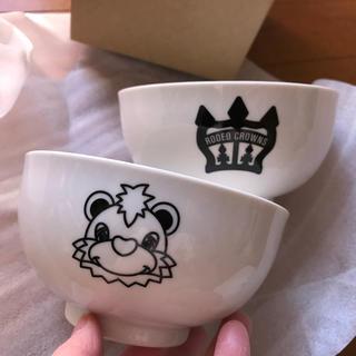 ロデオクラウンズワイドボウル(RODEO CROWNS WIDE BOWL)のRCWB✰お茶碗(食器)