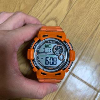 時計 消防 警察 救急救命士(腕時計(デジタル))