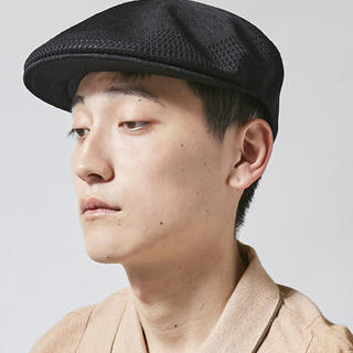 カンゴール(KANGOL)のKANGOL ハンチング帽 Lサイズ(ハンチング/ベレー帽)