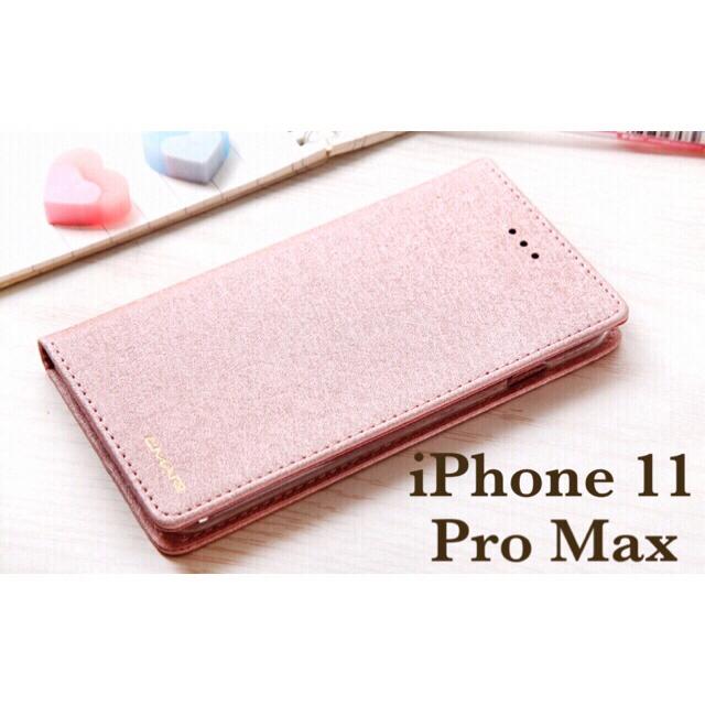 コーチ iphone 11 pro max ケース - iPhone11 ProMax ⭐️手帳型ケース⭐️ピンクの通販 by Lu's shop|ラクマ