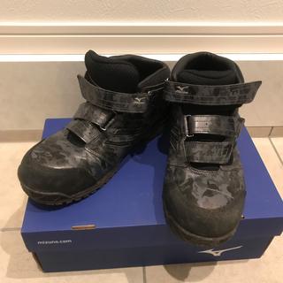 MIZUNO - ミズノ 安全靴 25.5㌢