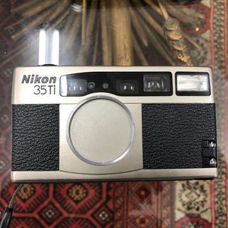 Nikon - Nikon 35Ti F2.8 今週いっぱい