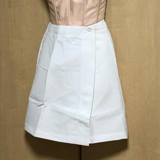 ナース キュロットスカート ユニフォーム白衣 制服 看護(その他)