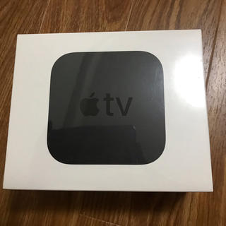 Apple - apple tv 4k HDR 64gb