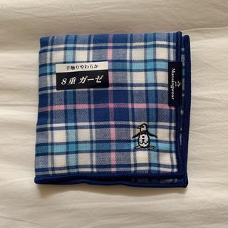 マンシングウェア(Munsingwear)の新品 ハンカチ Munsingwear(ハンカチ/ポケットチーフ)