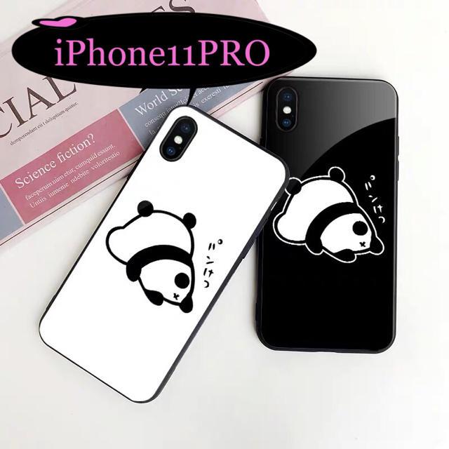 iPhone11PRO ケース パンダ かわいい 人気の通販 by ワカワカ(*☻-☻*)'s shop|ラクマ