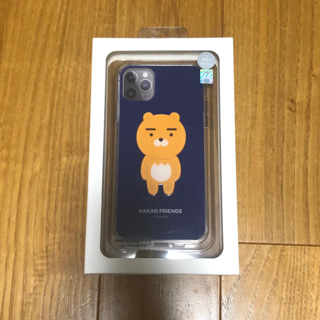 iphone 11 pro ケース キラキラ 、 【新品未使用・未開封】iPhone 11 Pro Max ライアンカバーケースの通販 by i_u|ラクマ