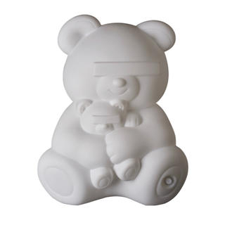 メディコムトイ(MEDICOM TOY)の国内正規品 UNDERCOVER BEAR FLOOR LAMP MEDICOM(その他)