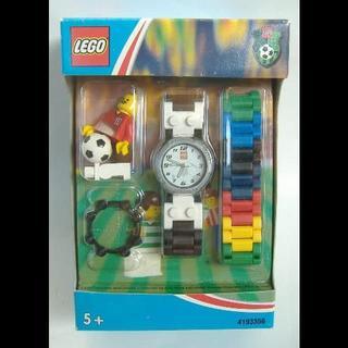 レゴ(Lego)の【未使用】LEGO サッカーウォッチ 4193356 腕時計(腕時計)