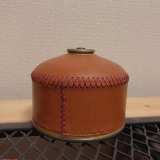 プリムス(PRIMUS)の【即購入可!】OD缶 レザーカバー プリムス250Tサイズ(ライト/ランタン)