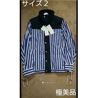 sacai - サイズ2 完売品 極美品 dr.woo sacai サカイ ブルゾン