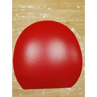 ヤサカ(Yasaka)の中古 ラクザ7soft 赤 トクアツ(卓球)